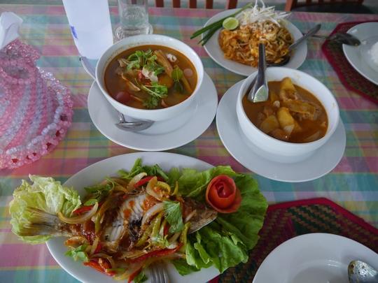 Tajskie jedzonko